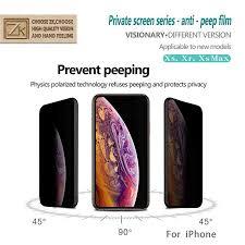ZK for Apple Phone Speed Sticker 3D <b>All</b> - <b>Inclusive Anti Peeping</b> ...