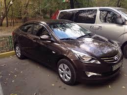 <b>Дефлекторы боковых окон AutoClover</b> — Hyundai Solaris, 1.4 liter ...