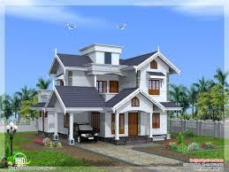 Normal House in Kerala Beautiful House Designs Kerala Style  villa