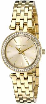 Наручные <b>часы Michael Kors</b> Women's <b>MK3295</b> 'Mini Darci' Gold ...