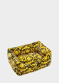 Versace Barocco Print <b>Dog Bed</b> - Home Collection | Online Store EU