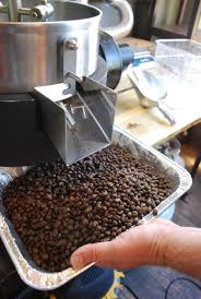 photo essay a look inside reno s eclectic coffee scene kunr lighthouse coffee in sparks has a small in house roaster sitting unassumingly in a corner of the shop owner todd prinz shows me a batch of freshly