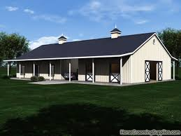 This is interesting  House Barn Combo    My Horse ForumFrom the outside