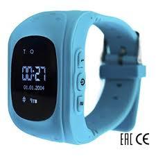 Детские умные <b>часы</b> Smart <b>Baby Watch</b> Q50, голубые + ...