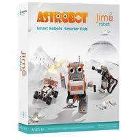 Электронный <b>конструктор</b> UBTECH Jimu Robot JR0501 АстроБот