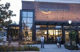 Image result for amazon book store
