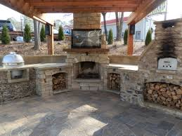 kitchen outdoor kitchens grilling spaces diy