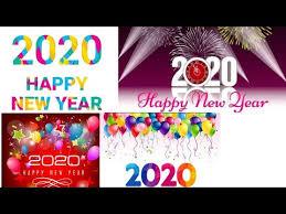 Happy new year 2020 whatsapp status free download - YouTube