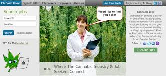 how do i get a job in the marijuana industry