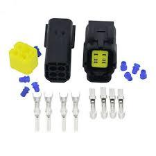 US <b>1Set 4 Pin Waterproof</b> Car Motorcycle Electrical 1.8mm <b>AWG</b> ...