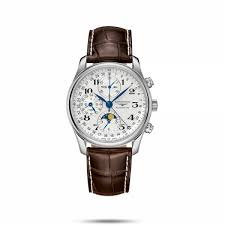 The Longines Master Collection stainless steel <b>Watch</b> L2.673.4.78.3 ...