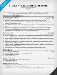 a sample it help desk resume for everyoneit help desk manager resume in irvine  ca   dev bistro