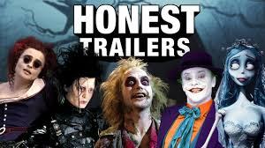 Honest Trailers - Every <b>Tim Burton Movie</b> - YouTube