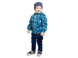<b>Ветровка V</b>-<b>Baby синий</b> принт, р.80 купить в детском интернет ...