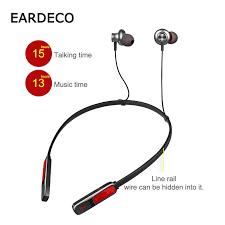 <b>EARDECO Bluetooth Earphone Headphone</b> Sport Wireless ...