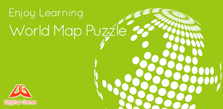 Enjoy Learning <b>World Map</b> Puzzle - Apps on Google Play