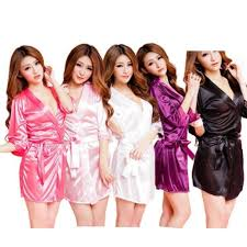 HGGBS Sales!!Ready Stock <b>Ice Silk</b> Sexy Lingerie Nightwear+<b>G</b> ...