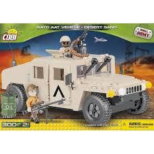 Купить <b>конструктор</b> коби Боевой джип НАТО ААТВ Санд