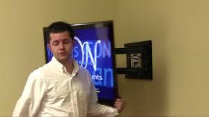 <b>Corner</b> TV Mount - <b>Full Motion TV Wall</b> Mount || Youtube Review ...