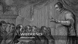 Контрреформация на марше – Weekend – Коммерсантъ