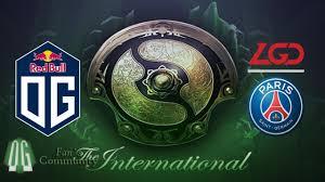 OG vs PSG.LGD - <b>Game 5</b> - The International 2018 - Main Event ...