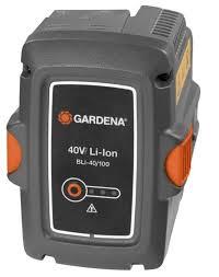 Аккумуляторный блок <b>GARDENA BLi</b>-<b>40/100</b> (9842-20) 40 В 2.6 А ...