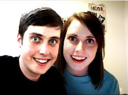 Overly Attached Girlfriend | Know Your Meme via Relatably.com