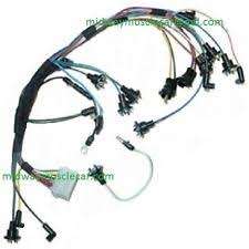1967 mustang wiring harness ebay Ford Mustang Wiring Harness dash instrument cluster feed wiring harness 67 ford mustang with tach (fits 1967 mustang ford mustang wiring harness