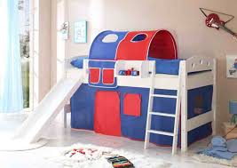 kids bunk beds with slides boys bedroom furniture