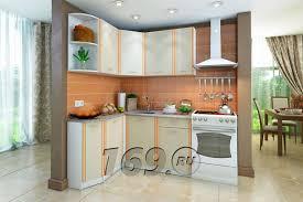 <b>Кухонный гарнитур левый Бланка</b> СТЛ.123.00 Белый/Дуб кремона