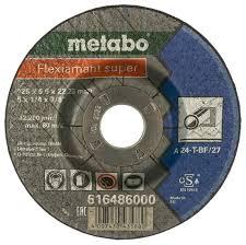 Шлифовальный абразивный <b>диск Metabo Flexiamant</b> Super ...