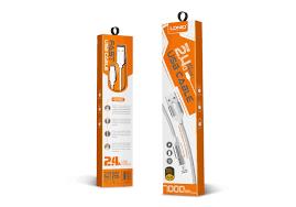 Кабель USB <b>Ldnio LS391</b> Type-C 1m серебряный - купить в 05.RU ...