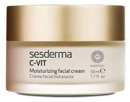 SesDerma C-Vit Moisturizing Facial Cream <b>Увлажняющий крем для</b> ...