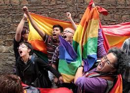 Resultado de imagen de lobby gay