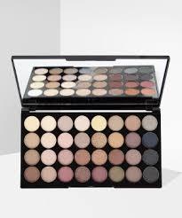 <b>Makeup Revolution Ultra 32</b> Shade Eyeshadow Palette Flawless at ...