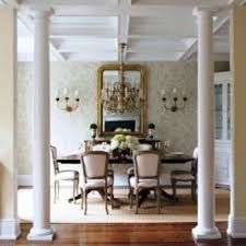 dining room wall decorating ideas:  athome michael partenio dining room wall  decor part i