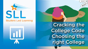 mooc information choosing the right college