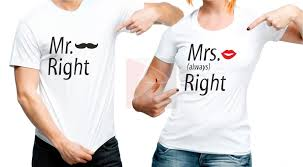 Mr. Right <b>Mrs Always Right</b>