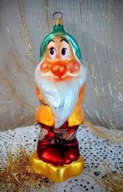 Christopher Radko Bashful Walt Disneys Snow White and Seven ...