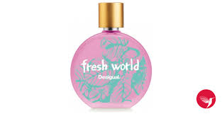 <b>Fresh</b> World <b>Desigual</b> perfume - a new fragrance for women 2018