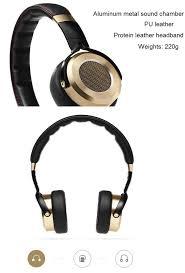 <b>Original Xiaomi Foldable</b> HiFi Stereo Headphones with Headband ...