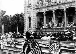 「1898年 - アメリカがハワイ共和国を併合」の画像検索結果