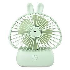 <b>BRELONG LJQ</b> - <b>075</b> Portable USB Rechargeable Mini Fan - buy at ...