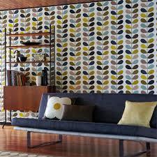 living room orla kiely multi: products harlequin designer fabrics and wallpapers multi stem horl orla kiely wallpapers