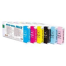 <b>Roland Eco Sol Max 2</b> Ink for VSi range & XR/XF-640 - RGBuk