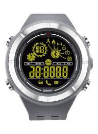Shop Time Owner <b>EX32 Smartwatch</b> Grey online in Dubai, Abu ...