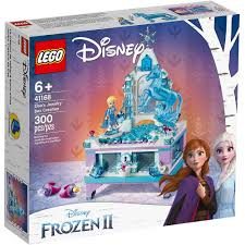 Купить <b>конструктор LEGO Disney</b> Princess Frozen II <b>Шкатулка</b> ...
