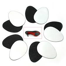 <b>5 Pairs 10Pcs Anti</b>-<b>Slip</b> Shoes Heel Sole Protector Pads <b>Non</b>-<b>Slip</b> ...