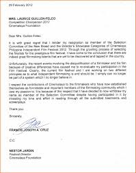 resignation letter budget template letter resignation letter oos9 is updated on sunday 19 2015