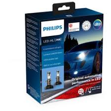 <b>Philips</b> H4 X-treme <b>Ultinon</b> LED 6500K» — <b>Лампы</b> для автомобилей